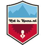 HET IS KOERS! Logo
