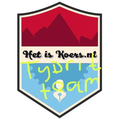 Logo HetIsKoersTijdritTeam