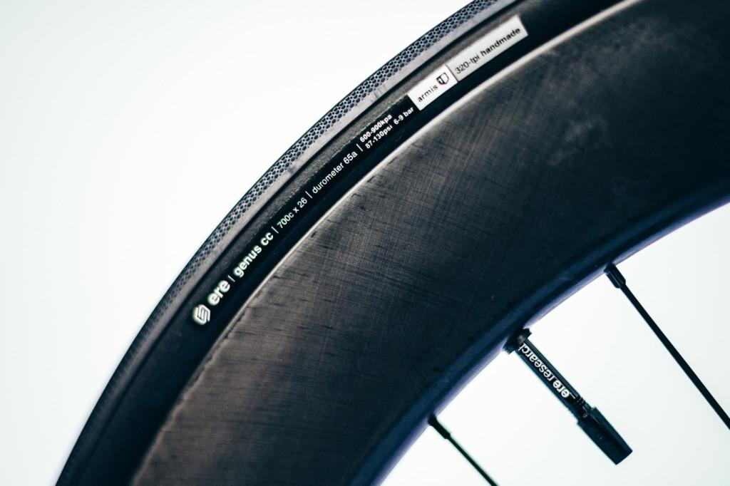 Ere Genus Pro CC black banden – zwarte skinwalls
