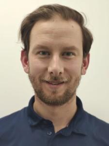 Fysiotherapeut Thijs Schamp