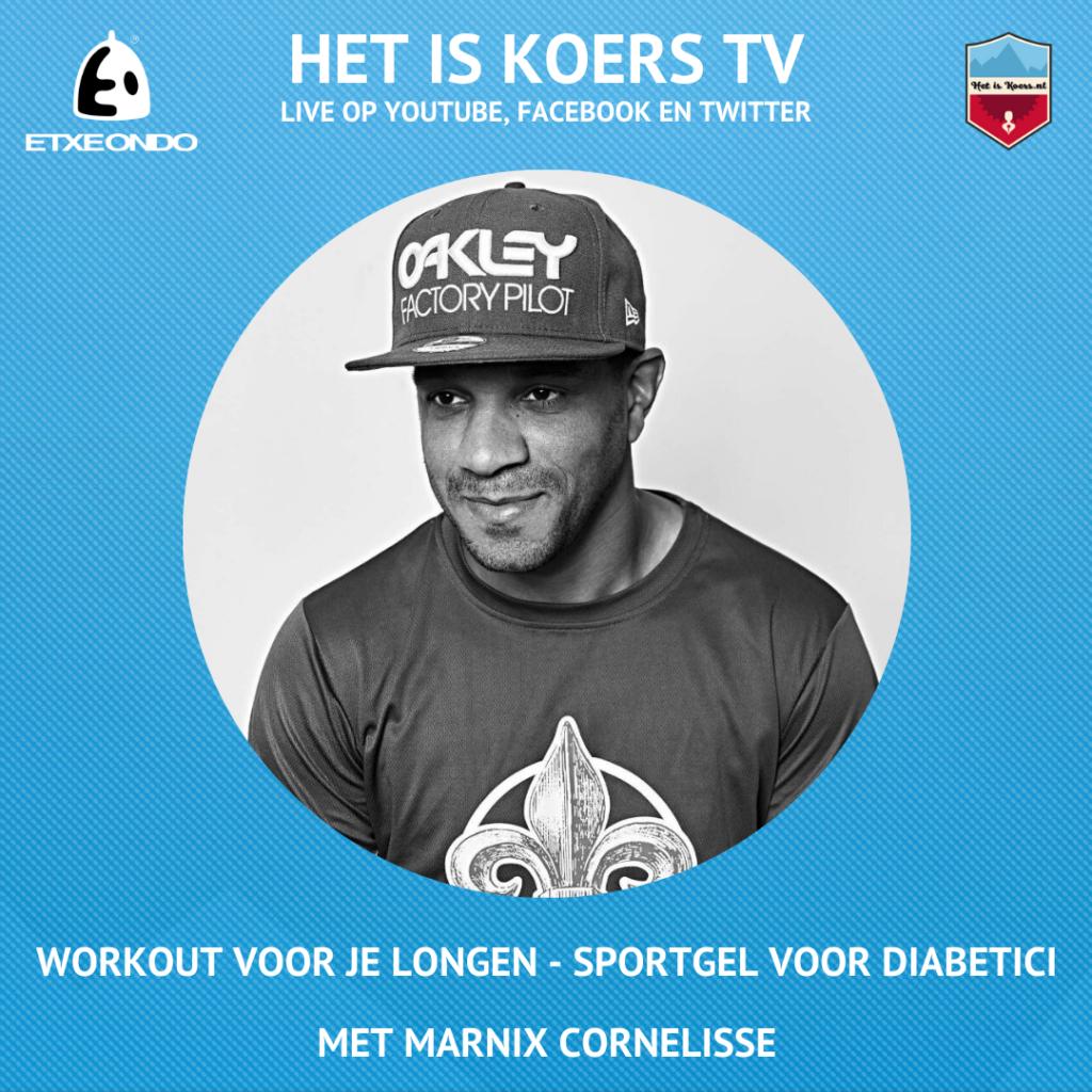 Het is Koers TV Marnix Cornelisse